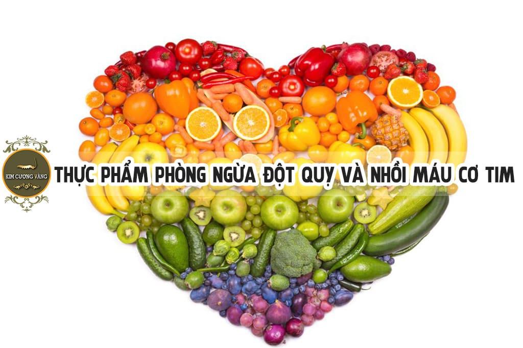 Thực phẩm phòng ngừa đột quỵ và nhồi máu cơ tim|Đông trùng hạ thảo