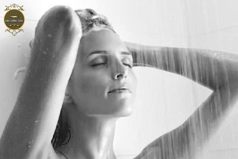 Tắm vào mùa lạnh và những điều cần hết sức chú ý|đông trùng hạ thảo