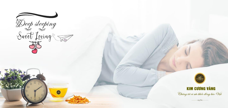Cải Thiện Giấc ngủ với Đông Trùng Hạ Thảo