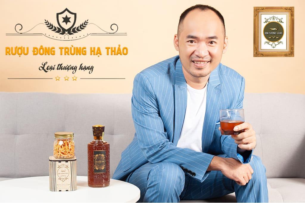 Rượu Đông Trùng Hạ Thảo|Rượu Đông Trùng Hạ Thảo Thượng Hạng