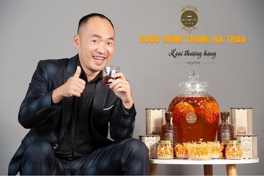 Rượu Đông Trùng Hạ Thảo|Rượu Đông Trùng Hạ Thảo loại thượng hạng