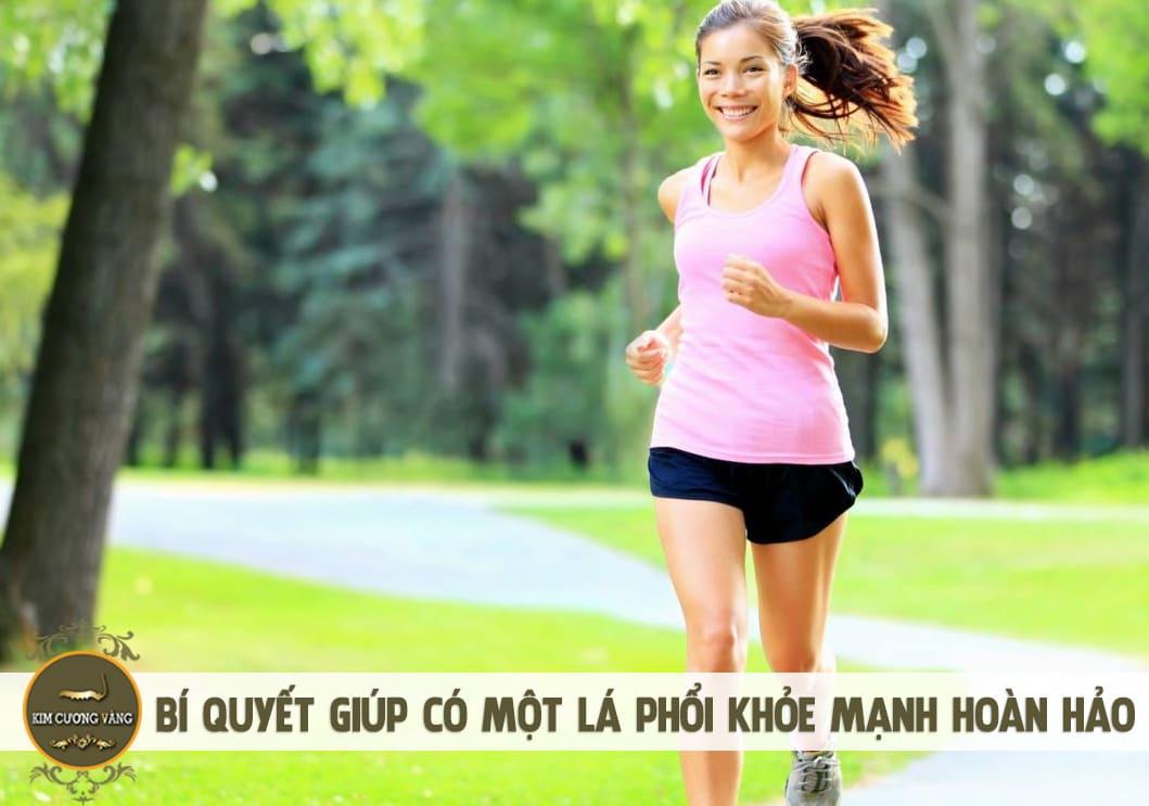 Bí quyết giúp có một lá phổi khỏe mạnh|Những món ăn tốt cho phổi|Đông trùng hạ thảo