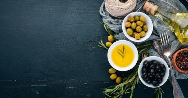oliu thức ăn không sợ tăng cân