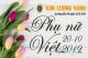 Ưu đãi nhân ngày phụ nữ Việt 20-10